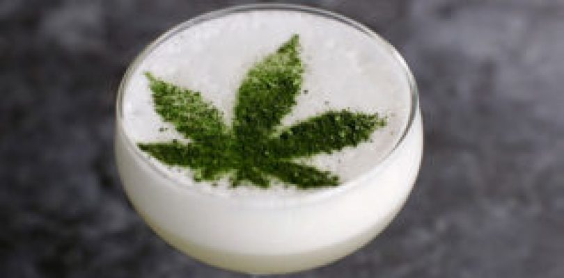 Create Your Own Marijuana Cocktails
